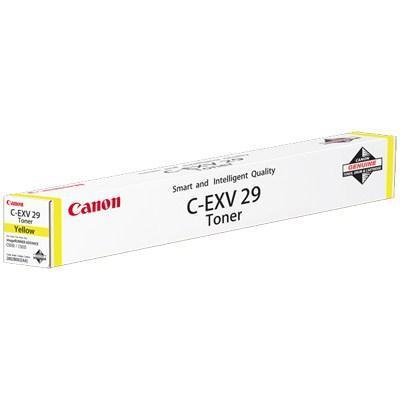 Тонер-картридж CANON (C-EXV29) C5235i/C5240i Yellow (2802B002)