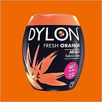 Краска для окрашивания ткани в стиральной машине DYLON Machine Use Fresh Orange (бочонок)