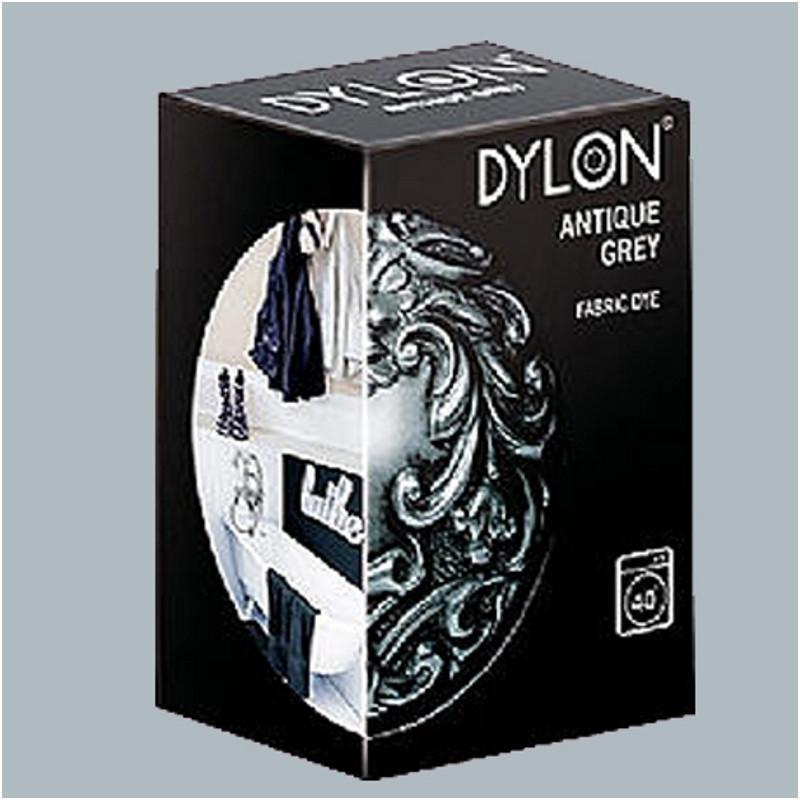 Краска для окрашивания ткани в стиральной машине DYLON Machine Use Antique Grey (без соли)