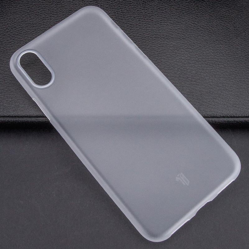 PP чехол X-Level Wings Series для Apple iPhone XS Max Белый Чехлы Ультратонкий