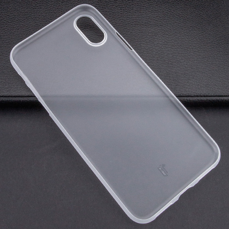 PP чехол X-Level Wings Series для Apple iPhone XS Max Белый Чехлы Ультратонкий Накладка