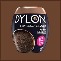 Краска для окрашивания ткани в стиральной машине DYLON Machine Use Espresso Brown (бочонок)