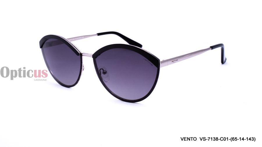 Окуляри сонцезахисні VENTO VS7138 C01
