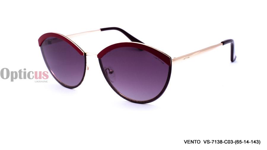 Окуляри сонцезахисні VENTO VS7138 C03