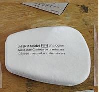3M Фильтр от пыли (ушки)  5N11 Цена указана за единицу. Продается в упаковке парами.
