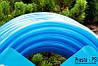 Шланг поливальний Presto-PS силікон садовий Caramel (синій) діаметр 3/4 дюйма, довжина 30 м (CAR B-3/4 30), фото 2