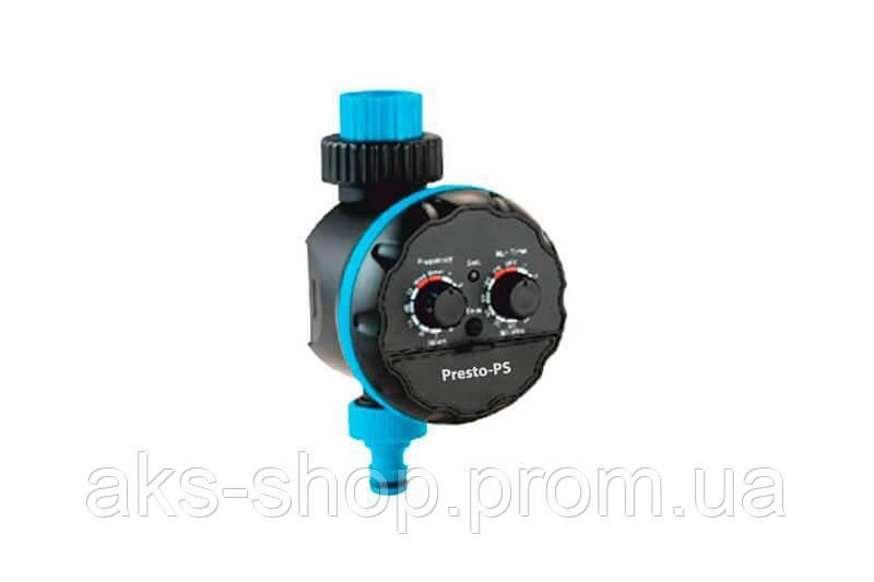 Таймер  электрический с механическим управлением Presto-PS (7801)