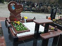 Памятник Сердце ПС-59
