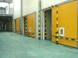 Газоплотные двери,   газонепроницаемые двери, двери  РГС.