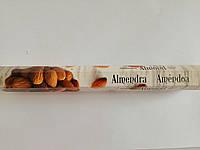 Darshan Миндаль Almond Incense Sticks Ароматические угольные палочки Благовоние Шестигранник Индия