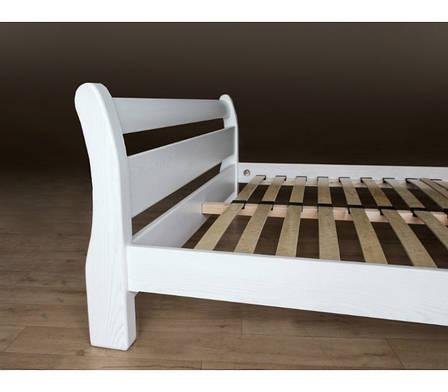 Двуспальная кровать МИКС-Мебель Монреаль 160*200 Белый (70737), фото 2