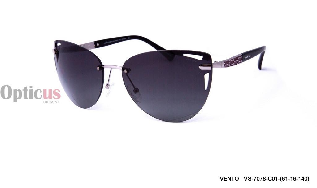 Окуляри сонцезахисні VENTO VS7078 C01
