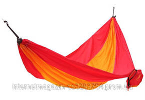 Гамак KingCamp PARACHUTE HAMMOCK (KG3753 Red/Yellow)