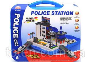 Паркинг-гараж игровой 92802 Полицейский участок 1615