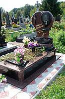 Памятник Сердце ПС-65