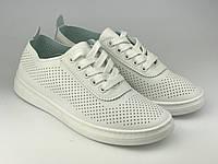 Кросівки жіночі літні стильні білі Artin
