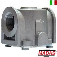 Фильтр газовый FMC, DN15, P=2 bar (MADAS)
