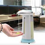 Автоматический дозатор для жидкого мыла Sersor, сенсорный дозатор для жидкого мыла Товары для ванной комнаты, фото 8