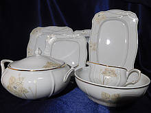 Сервиз столовый Chodziez Romantika 0947 на 6 персон 23 предмета (4160)