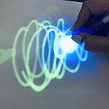 Рисуй светом A4, планшет для рисования светом в темноте, малюй світлом, Детские товары, фото 4