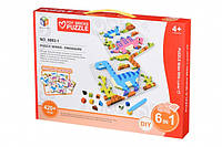Same Toy Пазл Мозаика Colour ful designs (420 эл.)