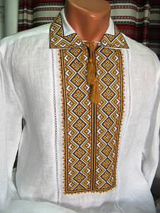 Чоловічі вишиті сорочки.