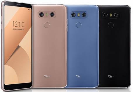 Чехлы для LG G6 Plus и другие аксессуары