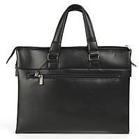 Вместительная мужская сумка POLO art. 1872 черный, фото 1