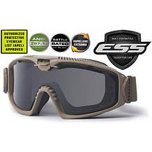 Тактические очки и баллистическая маска