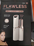 Триммер эпилятор женский для лица FLAWLESS, Женская электробритва для лица, Бикини-триммер, Красота и здоровье, фото 3
