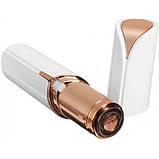 Триммер эпилятор женский для лица FLAWLESS, Женская электробритва для лица, Бикини-триммер, Красота и здоровье, фото 5