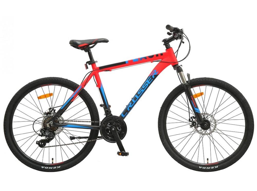 Горный алюминиевый велосипед Crosser Flash 26
