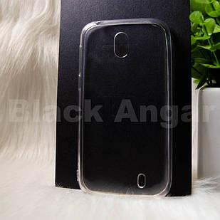 Чехол Nokia 1 Прозрачный
