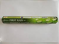Darshan Первый дождь First rain Incense Sticks Ароматические угольные палочки Благовония Индия