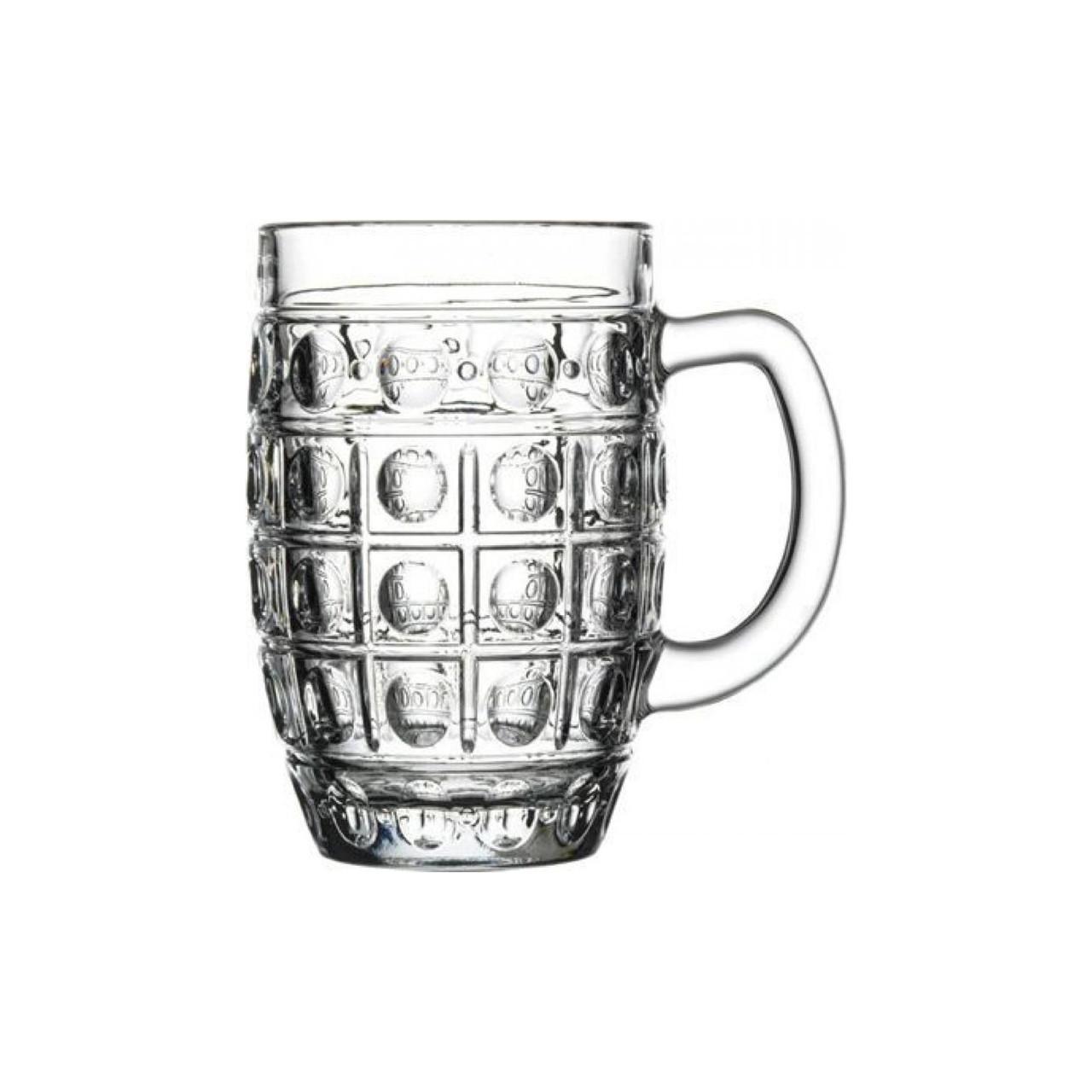 Кружки для пива 500мл/2шт Pub Pasabahce, 55289  , /П2