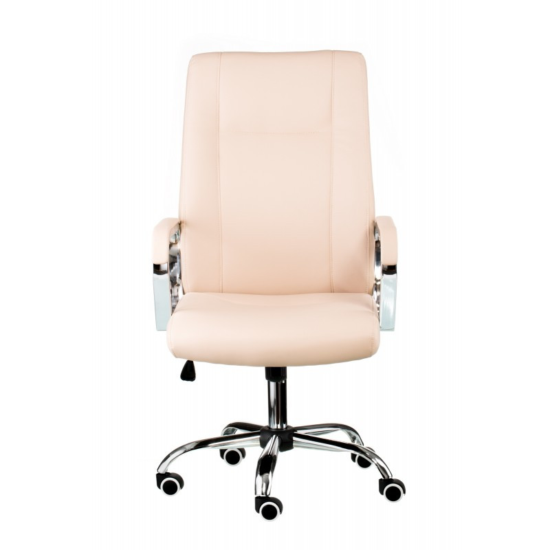 Крісло офісне Special4You Marble beige (E4794)