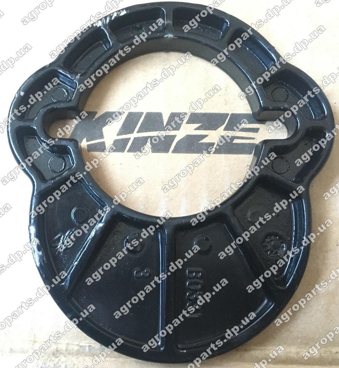 Пластина GB0331 адаптор Kinze Clutch Adapter Plate шайба В0331