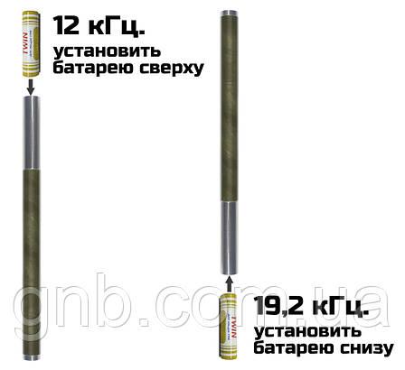 FXL 12/19 глибинний двочастотної зонд зі збільшеним радіусом дії для локації DigiTrak F2 або F5 (12 або 19,2 к, фото 2