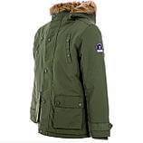 Куртка утеплена Henleys Informa Parka, фото 3