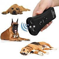 Отпугиватель собак MT-651E, Ультразвуковой отпугиватель собак с фонариком, Отпугиватели, Товары для дома