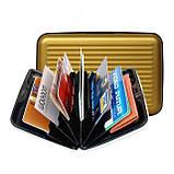 Кошелек большой Aluma Wallet Large XL, Кошелек-визитница Large Aluma Wallet XL, Кошелек, Сумки, рюкзаки,, фото 4