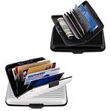 Кошелек большой Aluma Wallet Large XL, Кошелек-визитница Large Aluma Wallet XL, Кошелек, Сумки, рюкзаки,, фото 6