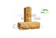 Облицовочный кирпич скала (ложковой) слоновая кость