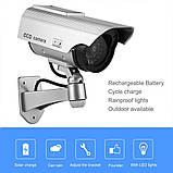 Камера муляж Dummy ir Camera PT1900, Муляж камера, Видеокамера муляж, Камеры видеонаблюдения, фото 3