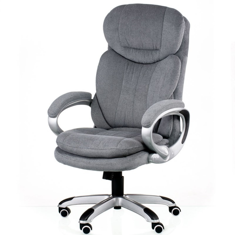 Крісло офісне Special4You Lordos grey (E5791)