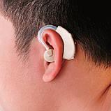 Слуховой аппарат Ciber Sonic, Слуховий апарат, Внутриушной слуховой аппарат, Цифровой усилитель звука/ магазин, фото 10