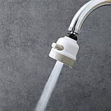 Экономитель Воды Water Saver 360 градусов, Насадка на кран (аэратор), Экономитель воды, Товары для дома , фото 4