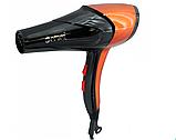 Фен для волос Gemei GM 1766, Профессиональный фен Gemei, Фен для сушки волос Gemei, Фены, машинки для стрижки,, фото 4