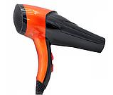 Фен для волос Gemei GM 1766, Профессиональный фен Gemei, Фен для сушки волос Gemei, Фены, машинки для стрижки,, фото 5