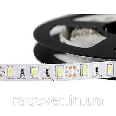 "Светодиодная LED лента гибкая 12V  IP20 5630\60 Series ""S"""
